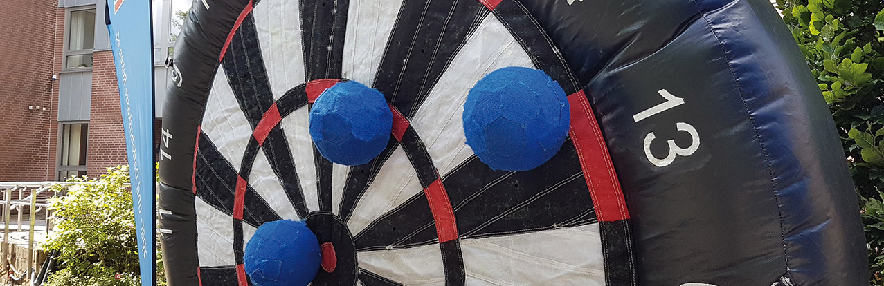 Fussball Dart Sportpark Kelkheim Klettern Ballsport