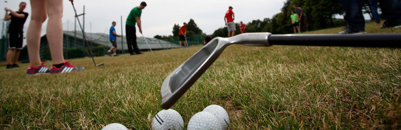 Golf Sportpark Kelkheim Klettern Ballsport