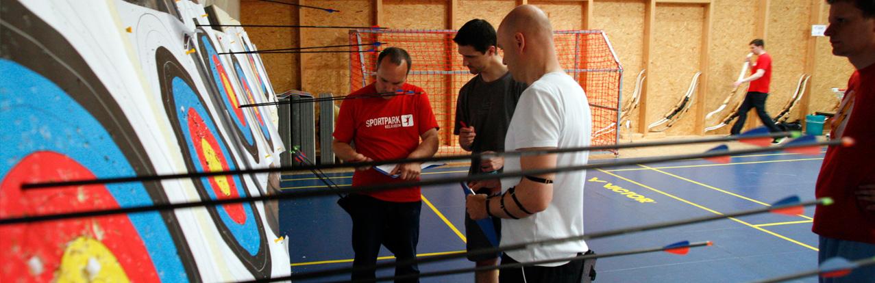 Bogenschiessen Sportpark Kelkheim Klettern Ballsport