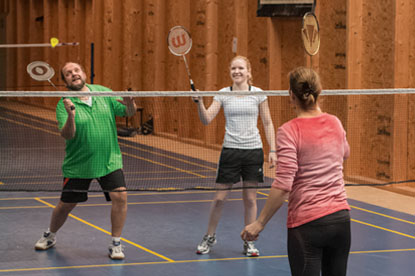 Ballsport Sportpark Kelkheim Klettern Ballsport
