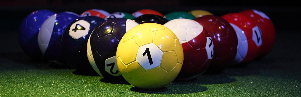 Poolball Sportpark Kelkheim Klettern Ballsport